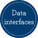 Data interfaces